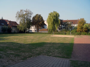 Sportplatz der  GS Bürgerstraße