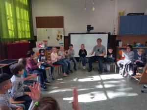 Unterricht GS Bürgerstraße