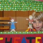Stabpuppentheater GS Bürgerstraße