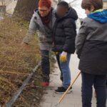 Niedersachsen sammelt Müll